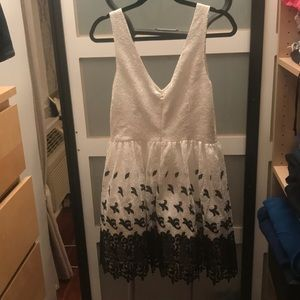 bebe Dresses - NWT Bebe black and white dress